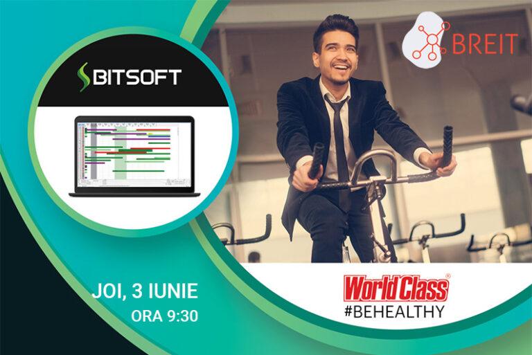 Vizită tematică în cadrul companiilor Bit Soft și World Class România